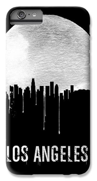 Los Angeles Skyline Black IPhone 6 Plus Case