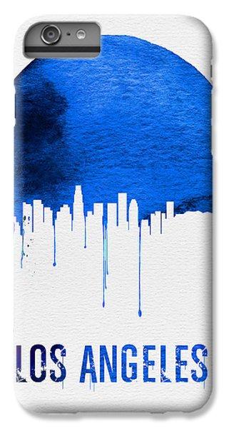 Los Angeles Skyline Blue IPhone 6 Plus Case