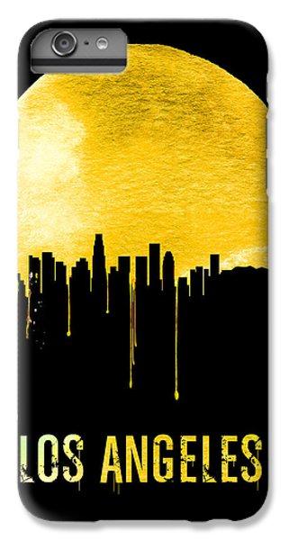 Los Angeles Skyline Yellow IPhone 6 Plus Case