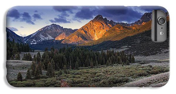 Lost River Mountains Moon IPhone 6 Plus Case