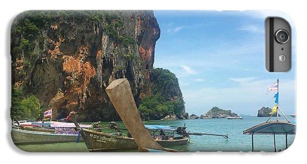 Lounging Longboats IPhone 6 Plus Case
