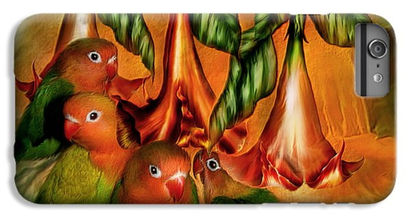 Love Among The Trumpets IPhone 6 Plus Case