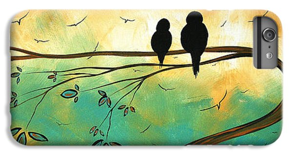 Love Birds By Madart IPhone 6 Plus Case