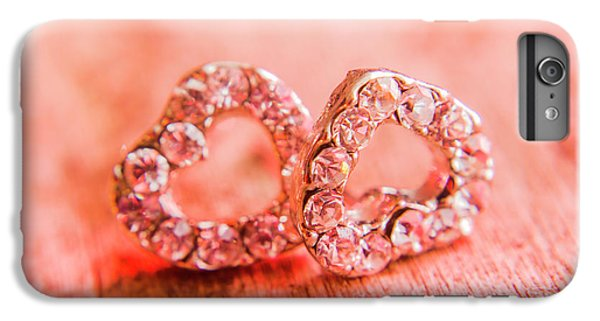 IPhone 6 Plus Case featuring the photograph Love Of Crystals by Jorgo Photography - Wall Art Gallery