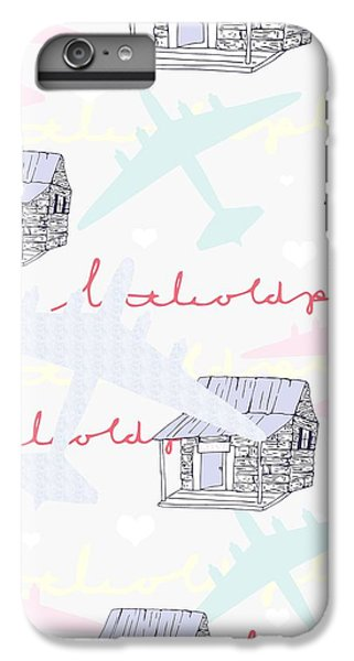 Love Shack IPhone 6 Plus Case by Beth Travers