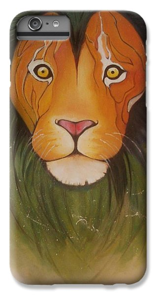 Lovelylion IPhone 6 Plus Case by Anne Sue