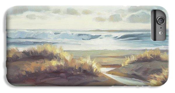 Pacific Ocean iPhone 6 Plus Case - Low Tide by Steve Henderson