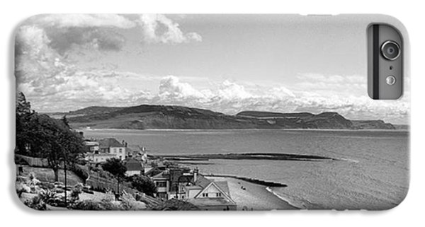 iPhone 6 Plus Case - Lyme Regis And Lyme Bay, Dorset by John Edwards