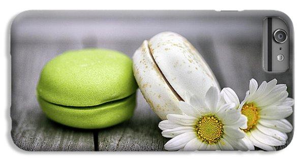 Daisy iPhone 6 Plus Case - Macarons by Nailia Schwarz