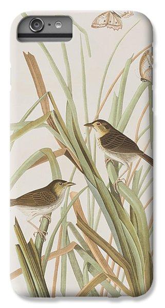 Macgillivray's Finch  IPhone 6 Plus Case