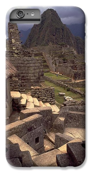 Machu Picchu IPhone 6 Plus Case by Travel Pics