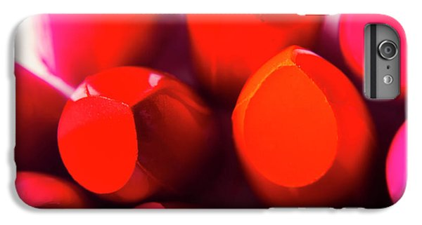 IPhone 6 Plus Case featuring the photograph Macro Cosmetic Art by Jorgo Photography - Wall Art Gallery