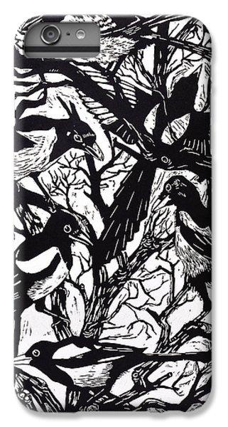 Magpies IPhone 6 Plus Case
