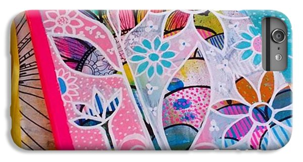 iPhone 6 Plus Case - Making #meadori Style #artjournals by Robin Mead