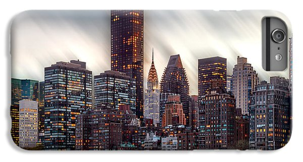 Manhattan Daze IPhone 6 Plus Case by Az Jackson