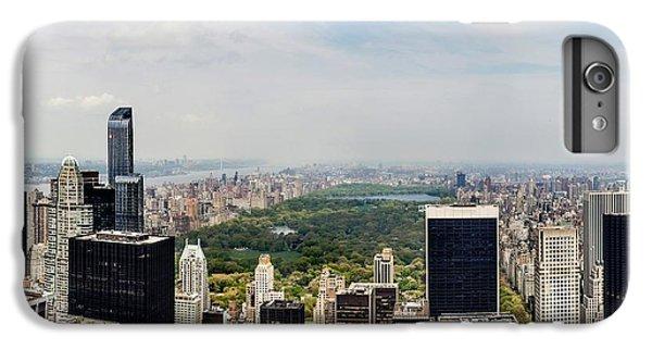 Manhattan Haze IPhone 6 Plus Case by Az Jackson