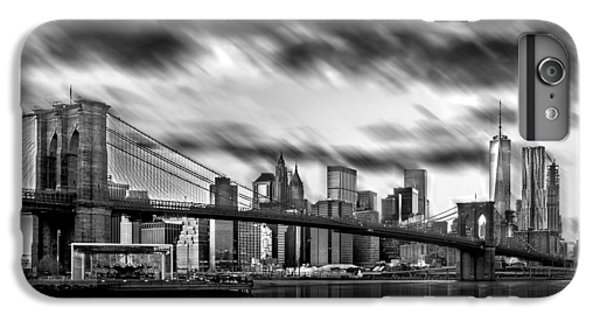 Manhattan Moods IPhone 6 Plus Case by Az Jackson