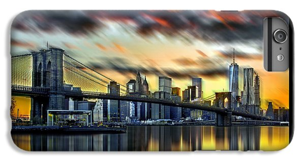 Manhattan Passion IPhone 6 Plus Case by Az Jackson