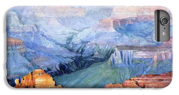 Grand Canyon iPhone 6 Plus Case - Many Hues by Steve Henderson