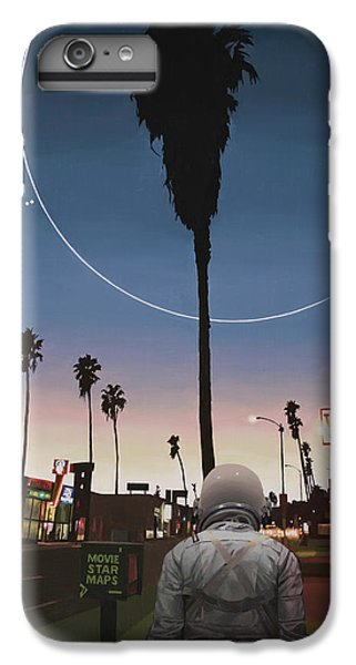 Map Of The Stars IPhone 6 Plus Case by Scott Listfield