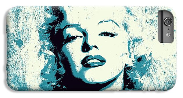 Marilyn Monroe - 201 IPhone 6 Plus Case by Variance Collections