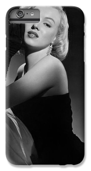 Marilyn Monroe IPhone 6 Plus Case by American School