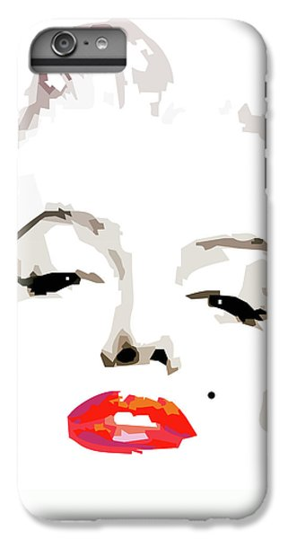 Marilyn Monroe Minimalist IPhone 6 Plus Case