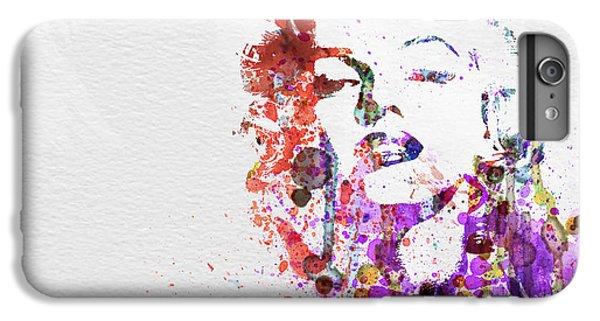 Actors iPhone 6 Plus Case - Marilyn Monroe by Naxart Studio