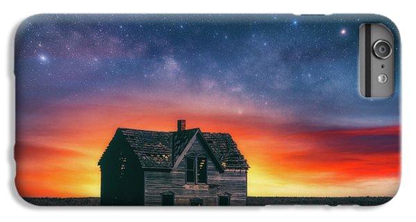 Marquette iPhone 6 Plus Case - Marquette Magic by Darren White