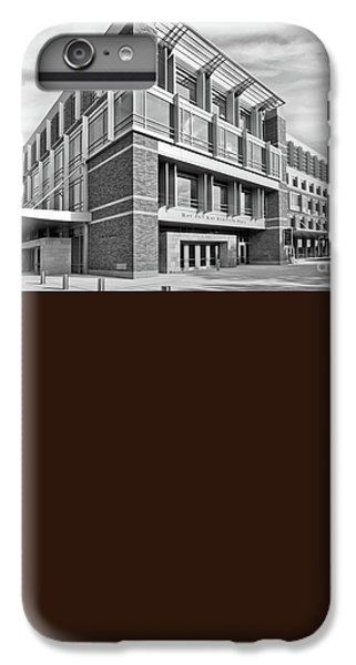Marquette University Eckstein Hall  IPhone 6 Plus Case by University Icons