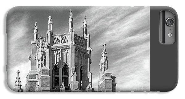 Marquette University Marquette Hall IPhone 6 Plus Case by University Icons