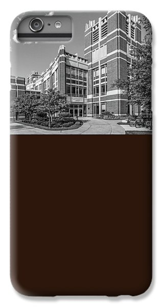 Marquette University Raynor Library IPhone 6 Plus Case by University Icons