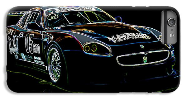 Maserati IPhone 6 Plus Case by Sebastian Musial