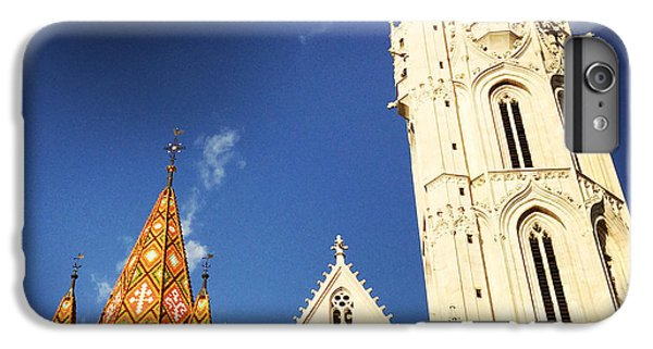 Matthias Church In Budapest Hungary IPhone 6 Plus Case