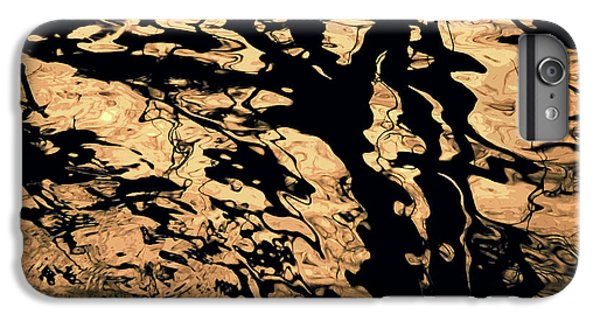 IPhone 6 Plus Case featuring the photograph Melted Chocolate by Yulia Kazansky