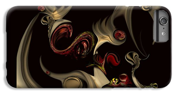 IPhone 6 Plus Case featuring the digital art Memories Of Invisible Reality by Carmen Fine Art