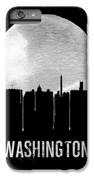 Memphis Skyline Black IPhone 6 Plus Case