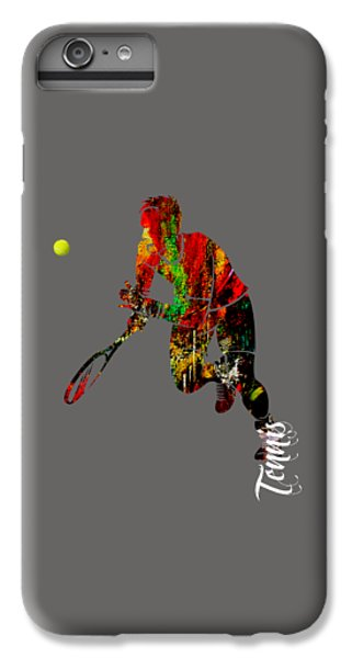 Mens Tennis Collection IPhone 6 Plus Case