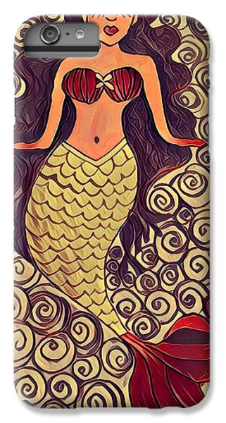 Mermaid Dreams IPhone 6 Plus Case