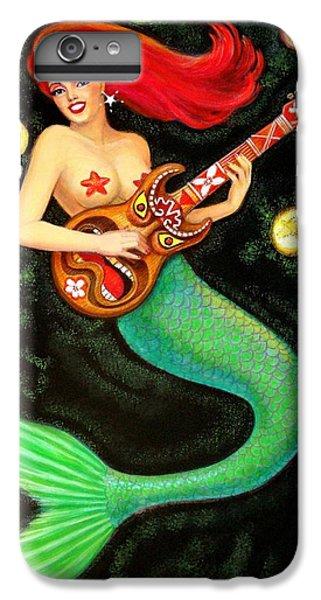 Mermaids Rock Tiki Guitar IPhone 6 Plus Case