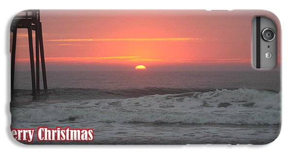 Merry Christmas Sunrise  IPhone 6 Plus Case
