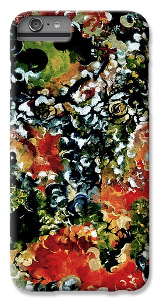 iPhone 6 Plus Case - Metaphysical Cut Of Life by Carmen Fine Art