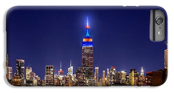 Mets Dominance IPhone 6 Plus Case by Az Jackson