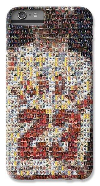 Michael Jordan Card Mosaic 2 IPhone 6 Plus Case