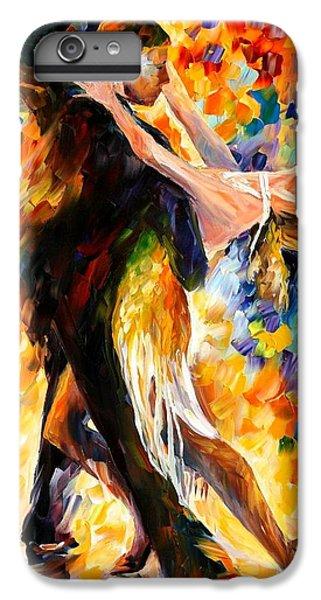 Afremov iPhone 6 Plus Case - Midnight Tango by Leonid Afremov