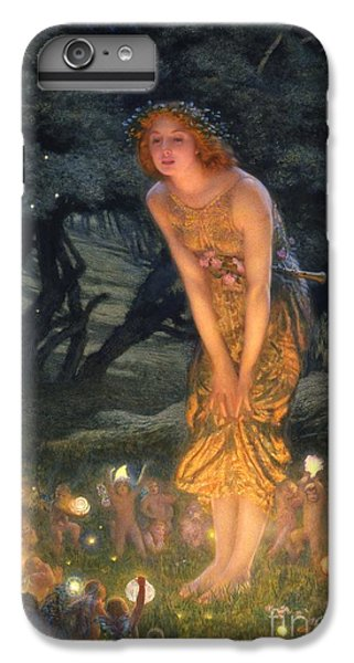 Midsummer Eve IPhone 6 Plus Case by Edward Robert Hughes