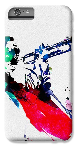 Miles Watercolor IPhone 6 Plus Case