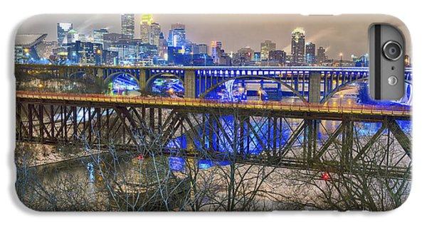 Minneapolis Bridges IPhone 6 Plus Case by Craig Voth