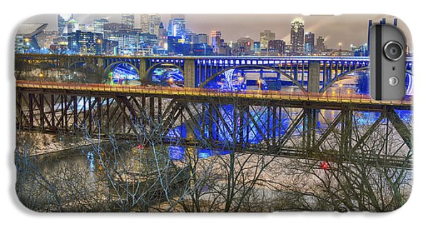 Minneapolis Bridges IPhone 6 Plus Case