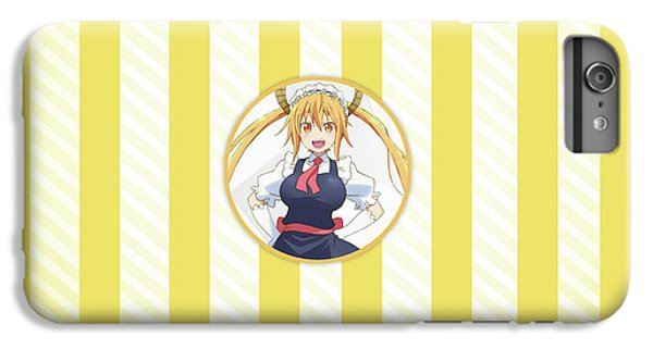 Design iPhone 6 Plus Case - Miss Kobayashi's Dragon Maid by Maye Loeser